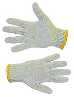 Перчатки вязанные серые, L Technics 16-000 | Рукавички плетені сірі, L Technics 16-000