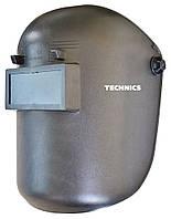 Маска сварщика, литая Technics 16-450 | Маска зварювальника,лита Technics 16-450