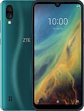 "Смартфон ZTE Blade A5 2020 2/32GB Dual Sim Green; 6.088"" (1560х720) IPS / Unisoc SC9863A / RAM 2 ГБ / 32 ГБ вбудованої + microSD до 512 ГБ / камера"