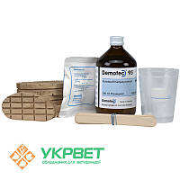 Набор для лечения копыт Demotec 95, 14 шт/уп.
