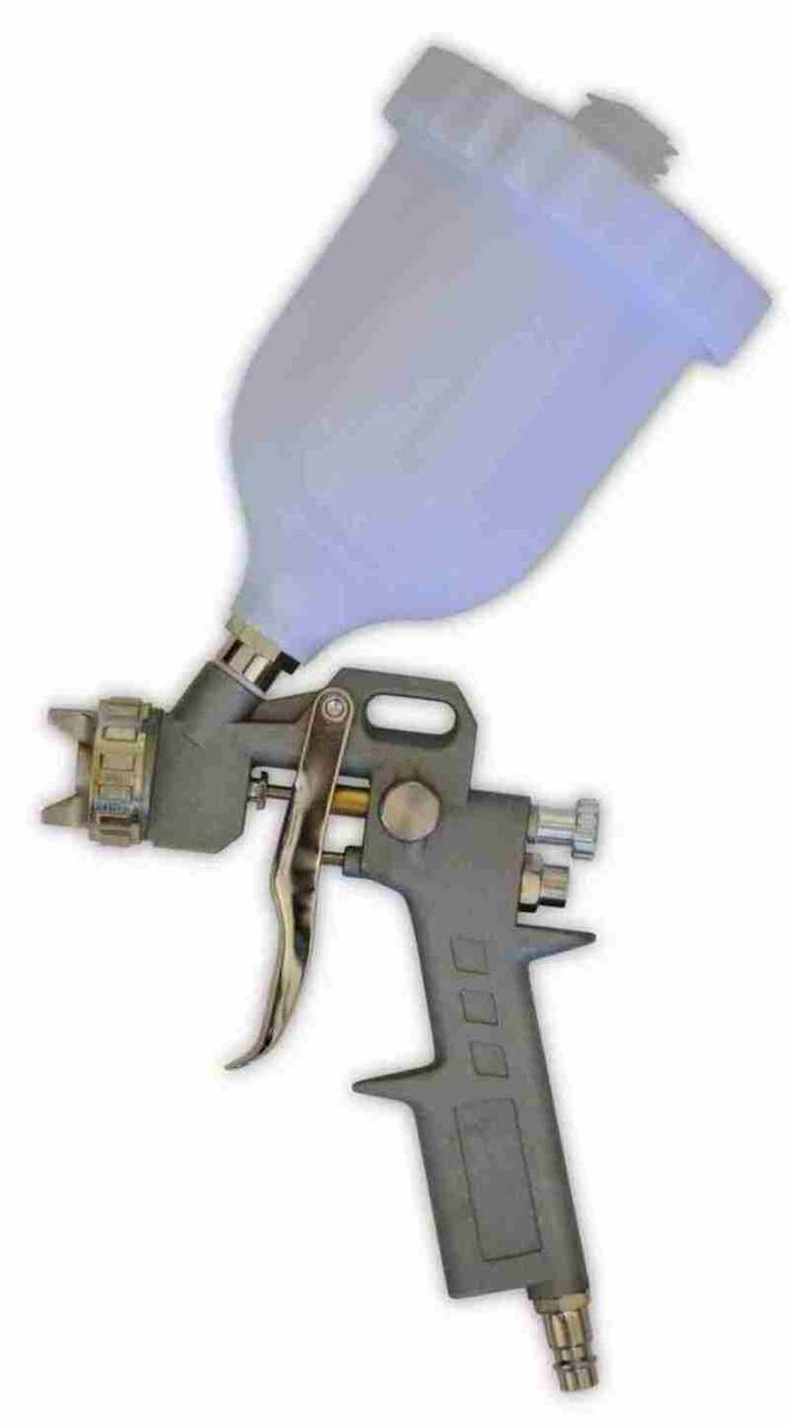 Фарбопульт пневматичний з верхнім бачком, 500 мл Technics 52-701 | пистолет, краскопульт