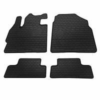 Комплект резиновых ковриков в салон автомобиля Mazda CX7 (1011054)