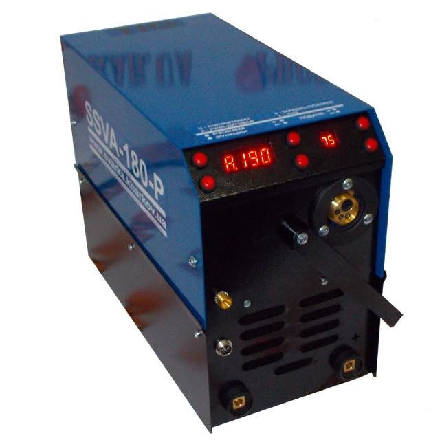 Инверторный сварочный полуавтомат  SSVA-180-PT