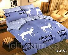 Полуторный комплект постельного белья с компаньоном R4153