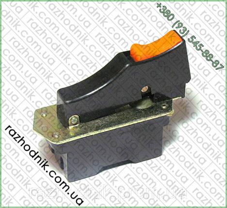 Кнопка болгарки Cybak 230, фото 2