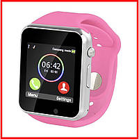 Смарт-часы A1 Smart Watch Original Розовый (SWO11KR8874D)