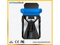 Внешний вентилятор (кулер) для ноутбука CoolCold K29-1, черный, 220V