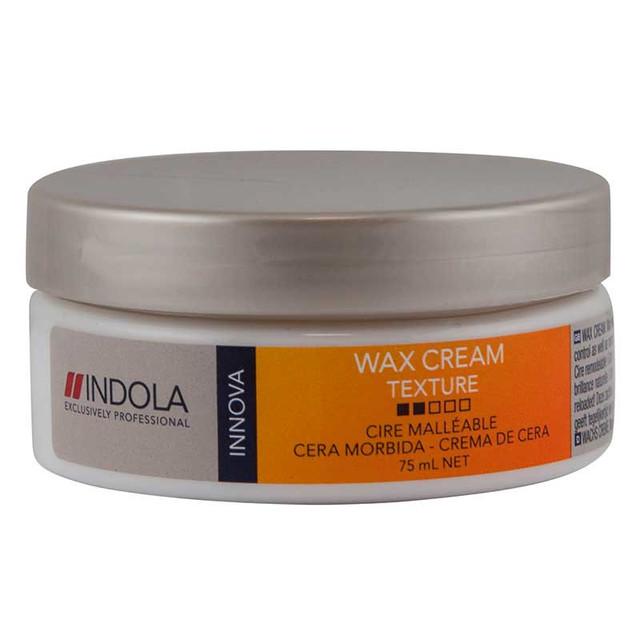 Крем-воск для создание текстуры Indola Innova Wax Cream