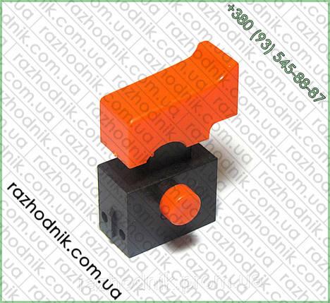 Кнопка болгарки DWT 125 SL, фото 2