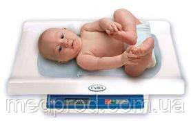 Весы электронные для новорожденных детские Саша В1-15 до 15 кг универсальные