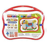 Мозаика для малышей в чемодане (100 елементов) Оригинал