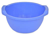 Таз пластик. круглий харчовий, 5 л 66-511 | круглый пищевой