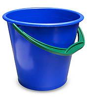 Ведро пластиковое садово-огородное, 10л Украина 70-304 | Відро пластикове садово-городнє, 10л Украина 70-304