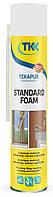 Піна монтажна Tekapur Standard 500мл 35л (4693) TKK 12-502 | пена монтажная, строительная, будівельна