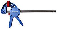 Струбцина быстрозажимная, 150мм, Master Technics 43-670 | Струбцина швидкозатискна, 150мм, Master Technics