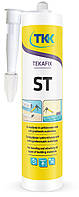 Клей рідкі цвяхи Tekafix ST, молочно-білий (7604) TKK 12-385 | жидкие гвозди, монтажный, под пистолет