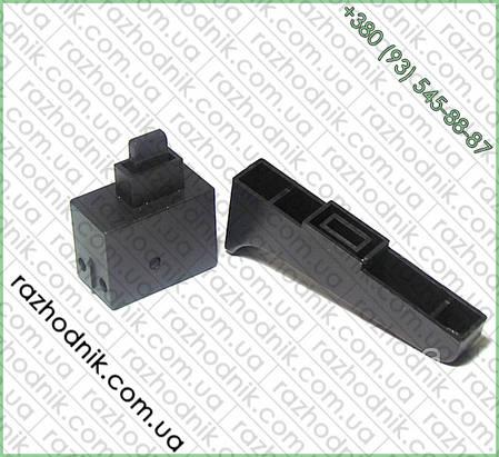 Кнопка болгарки Фиолент 2500, фото 2
