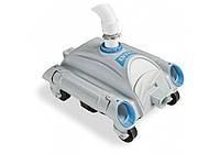 Intex 28001, автоматический очиститель для бассейнов донный пылесос, фото 1