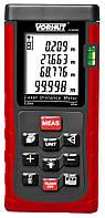 Лазерный дальномер VDM-80, 0,05-80м +/-2мм, 7-функций Vorhut 34-218 | Лазерний дальномір VDM-80, 0,05-80м