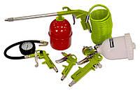 Набір пістолетів пневматичних 5 предметів Konner 52-724 | пистолет, распылитель
