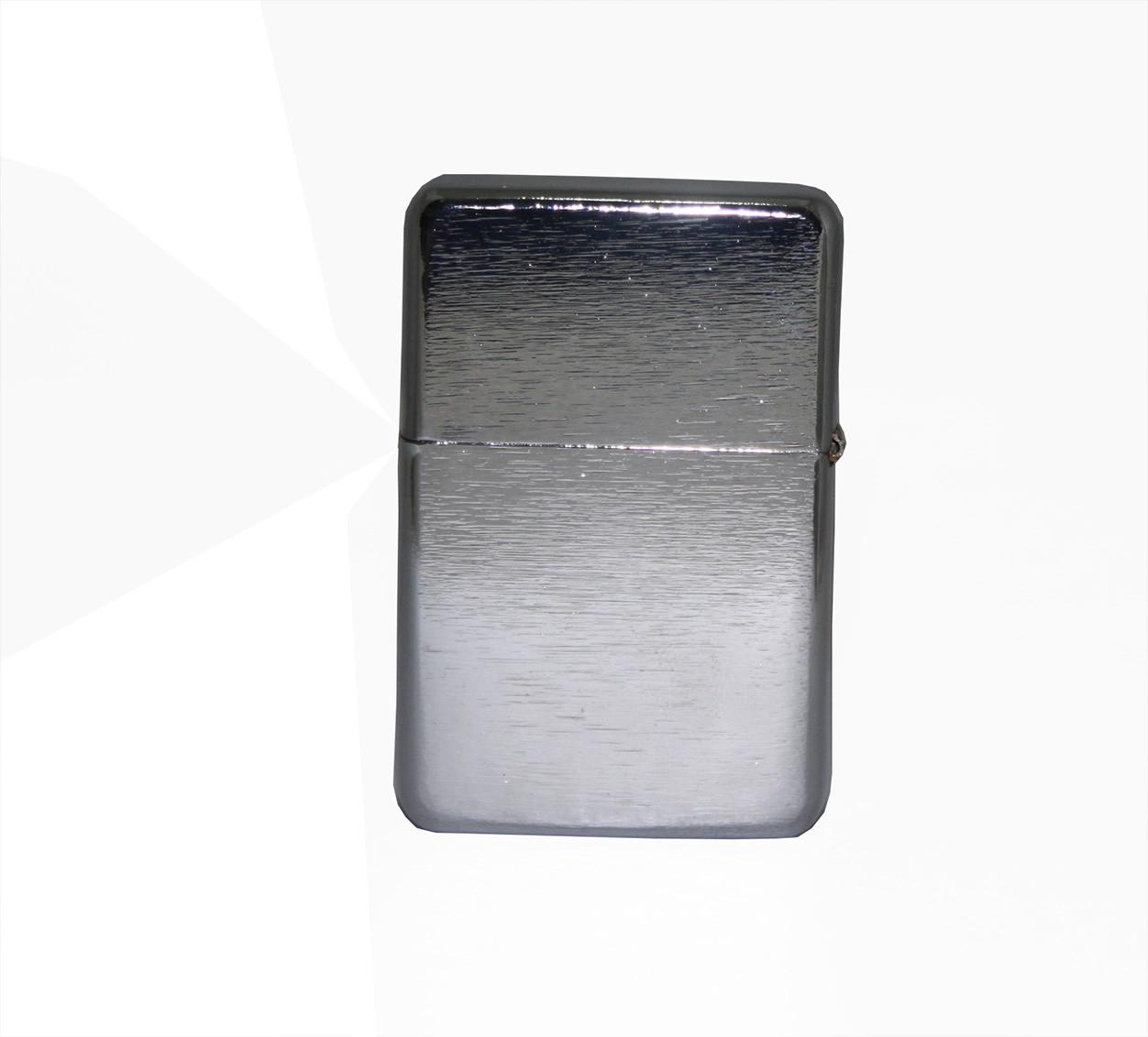 Запальничка бензинова STAR Silver (23644STAR)