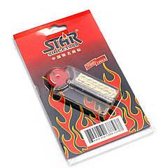 Набор STAR кремни и фитиль для зажигалок (DN23653)