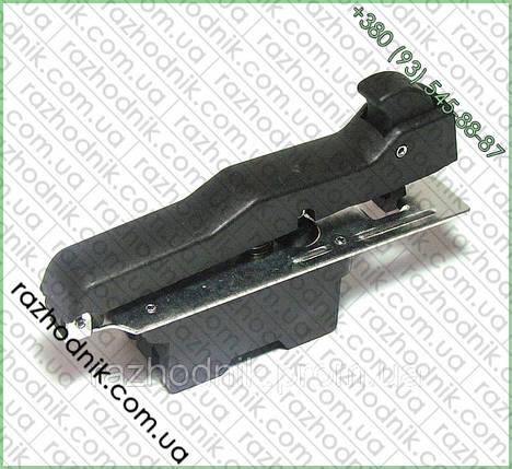 Кнопка болгарки Интерскол 230, фото 2