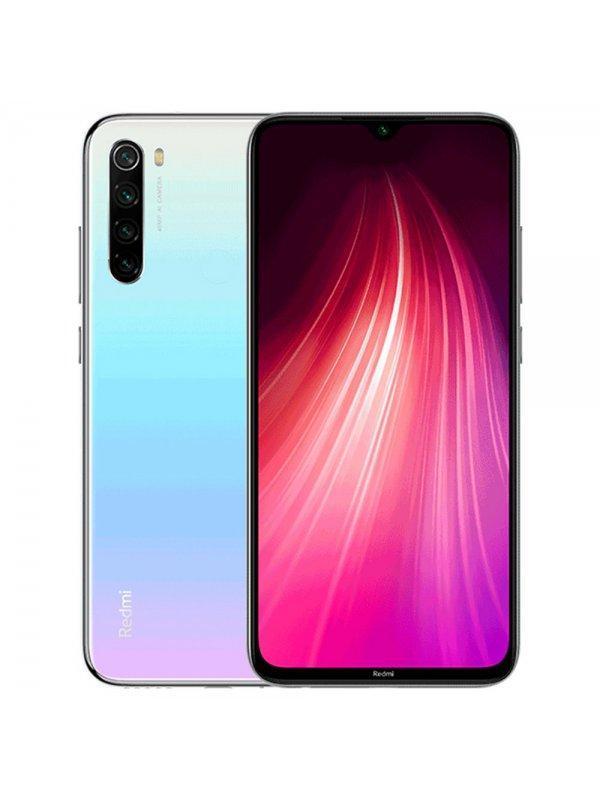 "Смартфон Xiaomi Redmi Note 8  3/32 6.39"" White Snapdranon 665, 48Mpx, 4000мач ЕВРОПА"