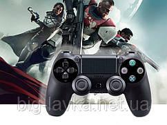 Проводной геймпад для PC, PS4  Черный