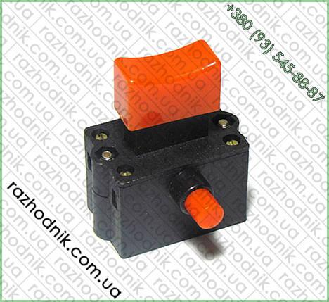 Кнопка болгарки 230, фото 2