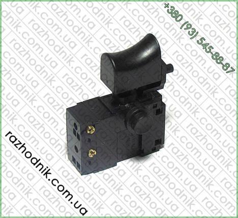 Кнопка сетевого шуруповерта, фото 2