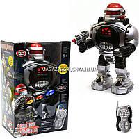 Робот «Защитник планеты» 9184 игровой программируемый, озвученный, на батарейках