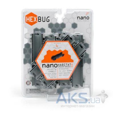 Набор прямых элементов нанодрома HEXBUG Nano