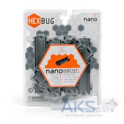Набор прямых элементов нанодрома HEXBUG Nano, фото 2