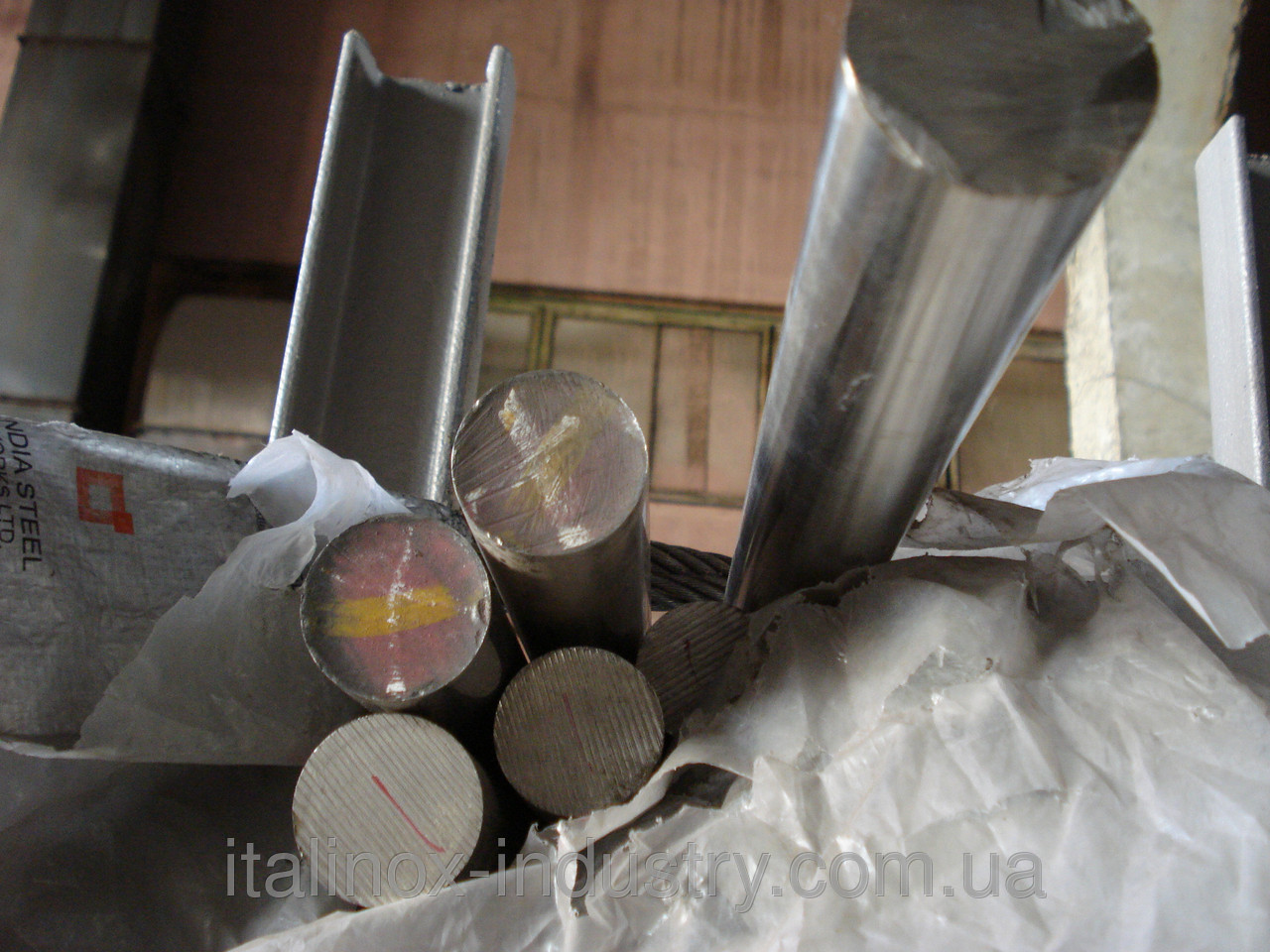 Нержавейка кислотостойкая прут AISI 316L 80,0 мм
