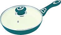 Сковорода Lessner Cooker 88701-26см бирюзовый, фото 1
