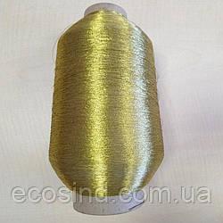 Нитка люрекс 0,5кг., цвет золото (657-Л-0493)