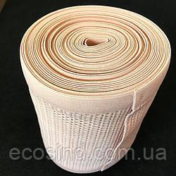 Бандажная перфорированная резинка, ширина 16 см. (657-Л-0503)