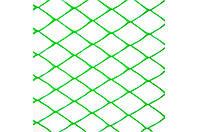 Сетка декоративная Клевер - 1,5 x 20 м (30 x 30 мм) зеленая