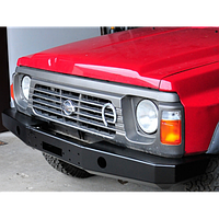 Бампер передний MP HD для Nissan Patrol Y60