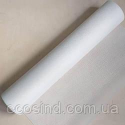 Канва капроновая, полотно для вышивания 48см10м, белая (657-Л-0165)