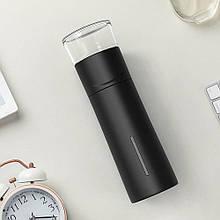 Заварочный термос Xiaomi Pinztea Mug (300ml, Black) (PZ7B010001)