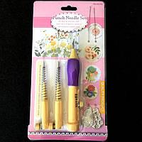 Набивная игла для ручной вышивки (657-Л-0278)