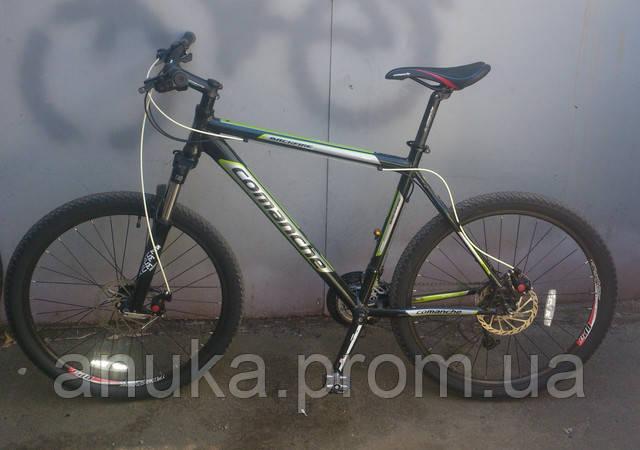 Велосипед Comanche Backfire disc 2014