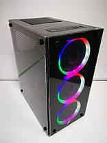 First Player ATX NEW / Intel Core i5-4570 (4 ядра по 3.2 - 3.6 GHz) / 16 GB DDR3 / 240 GB SSD NEW+500 GB HDD / AMD Radeon RX 470, 8 GB GDDR5, 256bit /, фото 3