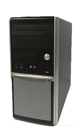 EuroCom ATX Tower / Intel Core i5-4570 (4 ядра по 3.2 - 3.6 GHz) / 8 GB DDR3 / 120 GB SSD NEW / nVidia GeForce GTX 1050 Ti, 4 GB GDDR5, 128bit, фото 2