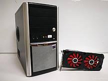 Euro Com / Intel Core i5-4570 (4 ядра по 3.2 - 3.6 GHz) / 16 GB DDR3 / 240 GB SSD NEW+500 GB HDD / AMD Radeon RX 470, 8 GB GDDR5, 256bit / Блок, фото 3