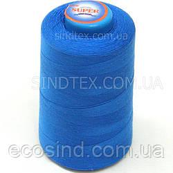 324 Нитки Super швейные цветные 40/2 4000ярдов (6-2274-М-324)