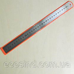 """Линейка железная (металлическая) портновская, 30 см """"Josef Otten"""" нержавеющая сталь (5-2239-О-002)"""