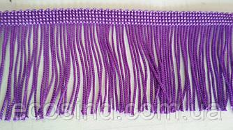5 см бахрома 25 ярд, фіолетова (657-Л-0384)